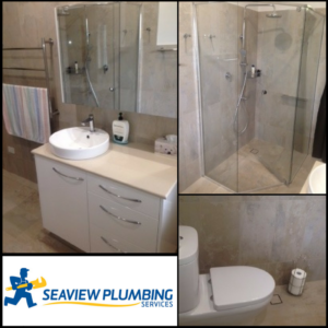 A complete Bathroom Renovation in Stonyfell, SA