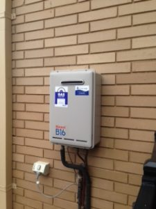 Riannai Hot Water System installed by Seaview Plumbing