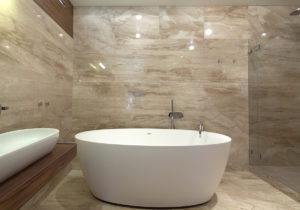 We can tackle bathroom renovations, big or small.
