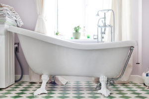 We can repair an existing or install a brand new bathtub.