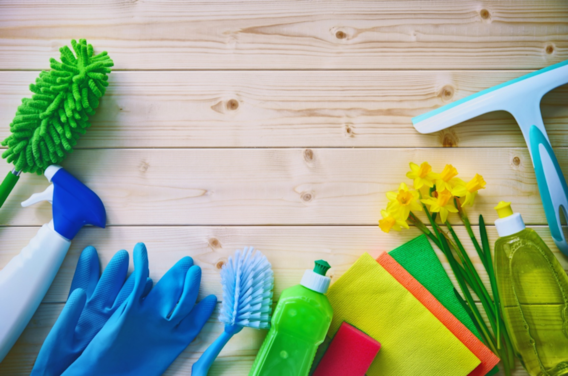 Plumbing should be part of your spring clean!