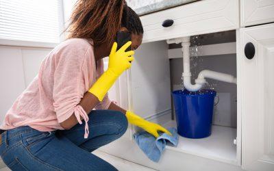 How to handle 3 common emergency plumbing situations